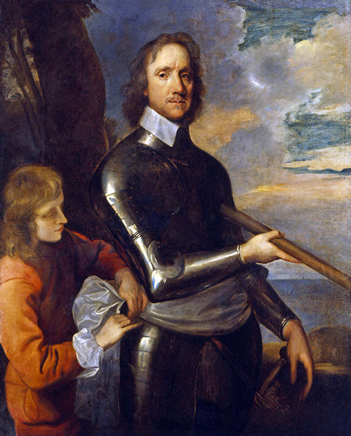 Oliver Cromwell,